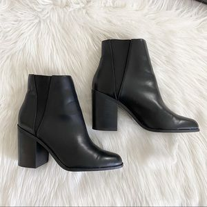 Aldo Point Toe Boots
